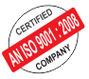 An ISO 9001:2008 Certified Company
